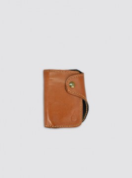 WLT07_Light Brown Leather Wallet